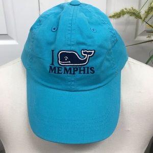 Vineyard Vines I 🐳 Memphis Hat